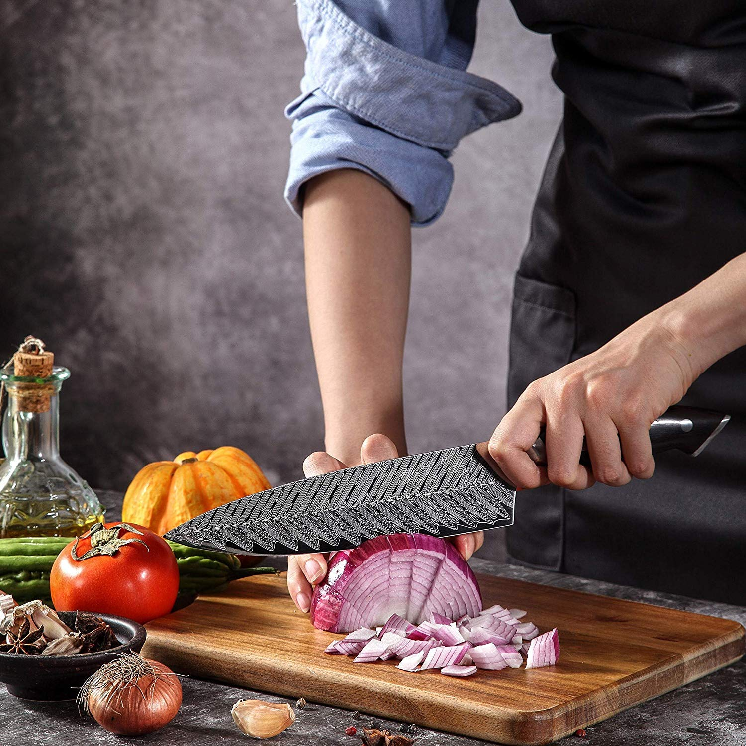 TANSUNG Chef Knife 8 Inch - CD100
