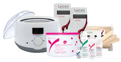 Lycon STRIP PROFESSIONAL WAXING Kit