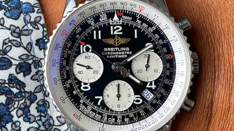 Breitling Navitimer affordable luxury watch