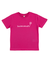 Load image into Gallery viewer, Kid's Summer T-Shirt - Various Colours