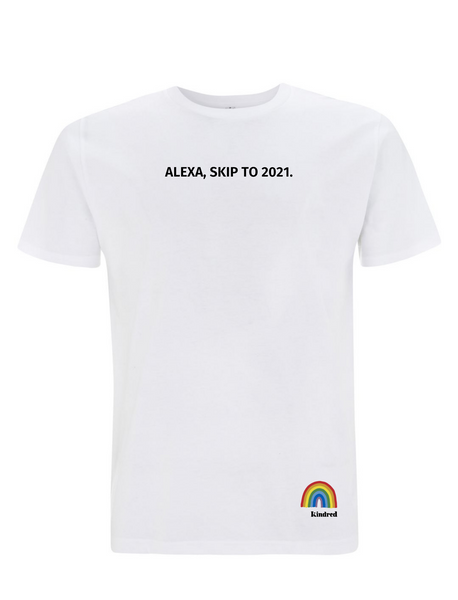 Alexa, Skip to 2021 T-Shirt - Adult