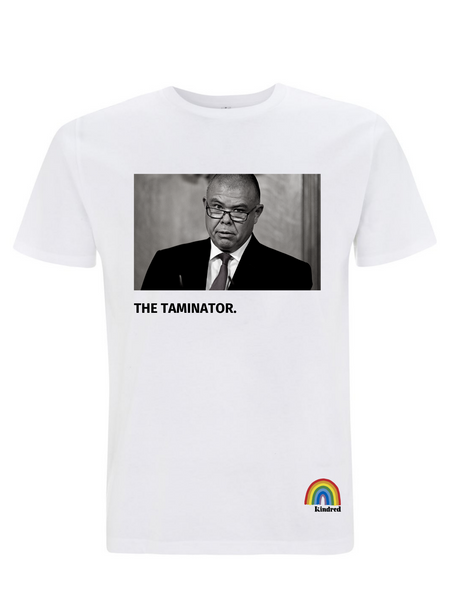 The Taminator T-Shirt - Adult