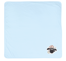 Load image into Gallery viewer, Shaun the Sheep Blanket Blue