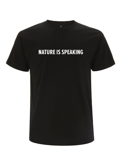 Conservation International Nature is Speaking T-Shirt