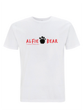 Embrace Kids Alfie Bear Paw Print Stamp T-Shirt