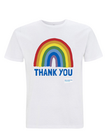 Official Thank You NHS Rainbow T-Shirt Unisex