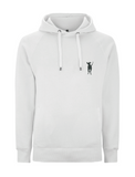 Wild at Heart Hoodie White