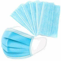 Disposable Face Masks 10 Pack