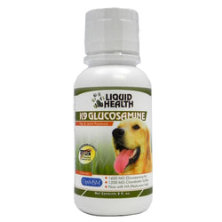 K9 Glucosamine 8 fl oz for Hip and Joint's by Liquid Health Naturals