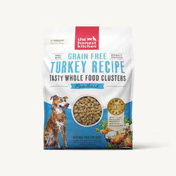 The Honest Kitchen Whole Food Clusters Turkey - 20lb