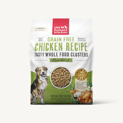 The Honest Kitchen Whole Food Clusters Chicken - 20lb
