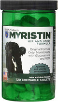 Myristin Hip And Joint Formula 120 Chewable Tablets