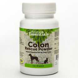Animal Essentials Colon Rescue Supplement Powder