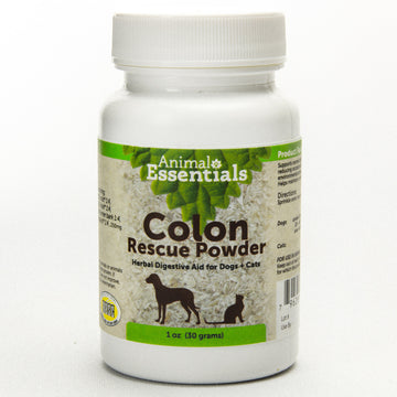 Animal Essentials Colon Rescue Powder