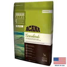 Acana Dog Food Grasslands 4.5#