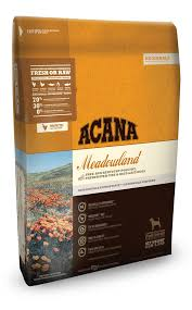 Acana Dog Food Meadowlands  25#
