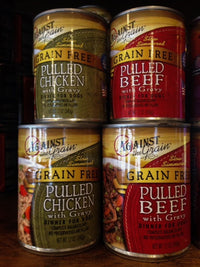 Against The Grain Canned Dog Food