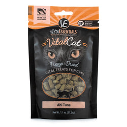 Vital Essentials Cat Treats Freeze-Dried Ahi Tuna - 1.1oz
