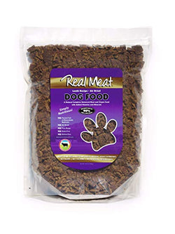 Real Meat Dog Food Air-Dried Lamb - 10lb