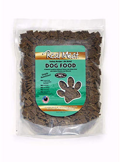 Real Meat Dog Food Air-Dried Turkey - 10lb