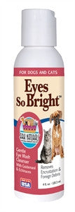 Ark Naturals Eyes So Bright Pet Eye Wash - 4oz