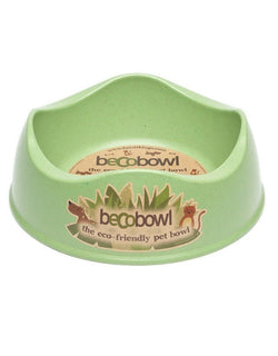 Beco Pets Dog Bowl Green - Medium
