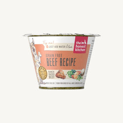 The Honest Kitchen Dehydrated Dog Food Beef Cup - 1.75oz