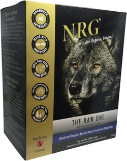 NRG Dehydrated Dog Food Beef - 1.7lb