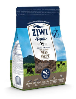 Ziwi Peak Air-Dried Dog Food Beef - 2.2lb