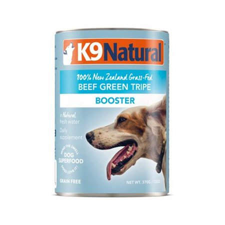 K9 Natural Dog Food Beef Green Tripe Booster 13oz