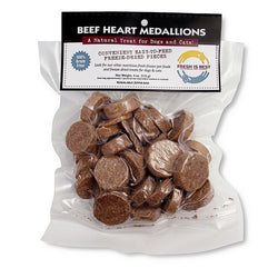 Fresh Is Best Freeze-Dried Beef Heart Treats - 4oz