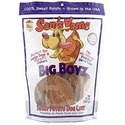 Sam's Yams Big Boyz Sweet Potato Chew - 15oz