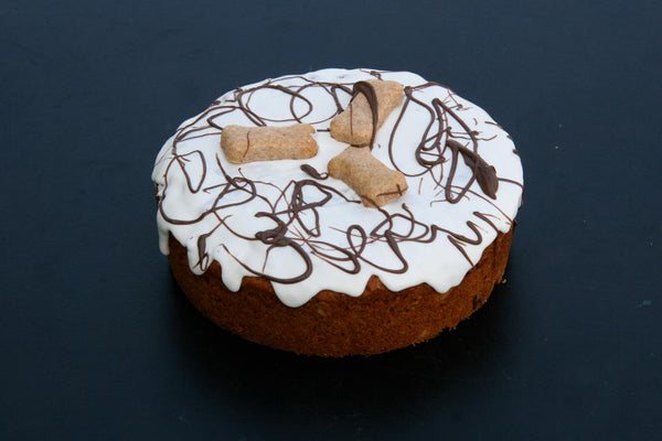 My Pet Naturally Vanilla Yogurt Cake