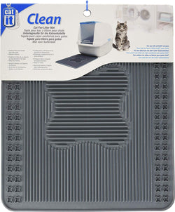 Catit Cat Litter Trapping Mat Grey