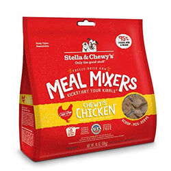 Stella & Chewy's Meal Mixers Dog Food Chicken - 18oz