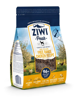 Ziwi Peak Air-Dried Dog Food Chicken - 2.2lb