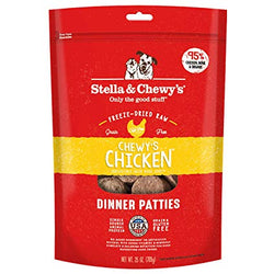 Stella & Chewy's Freeze-Dried Dog Food Chicken - 25oz