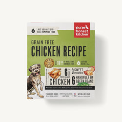 The Honest Kitchen Dehydrated Dog Food Chicken - 4lb