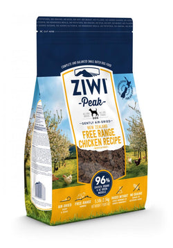 Ziwi Peak Air-Dried Dog Food Chicken - 5.5lb