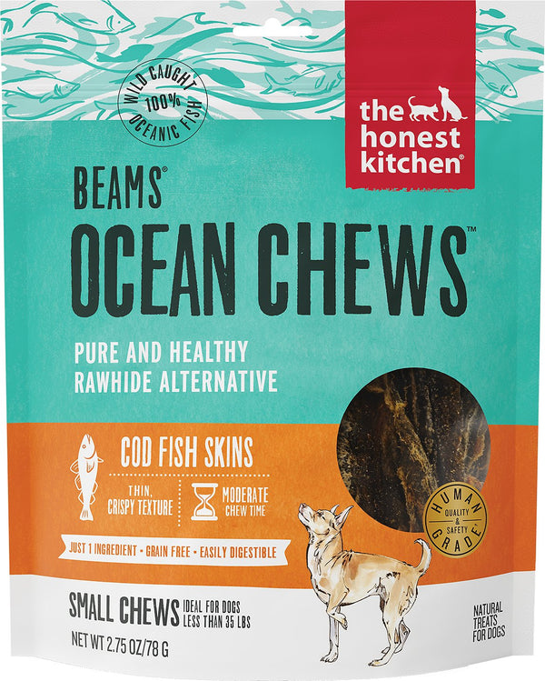 Honest Kitchen Cod Fish Skin Treats - 2.75oz