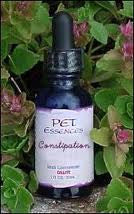 Constipation by Pet Essences