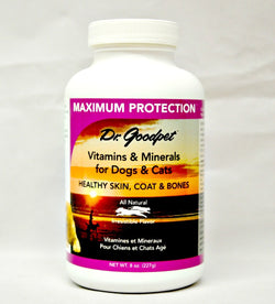 DR Goodpet Canine Maxium Protection Supplement