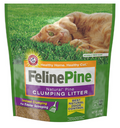 Arm & Hammer Feline Pine Clumping Cat Litter - 8lb