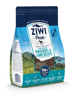 Ziwi Peak Air-Dried Dog Food Mackerel & Lamb - 2.2lb