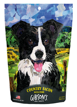 Gibson's Dog Treats County Bacon