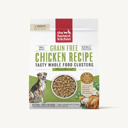 The Honest Kitchen Whole Food Clusters Chicken - 5lb