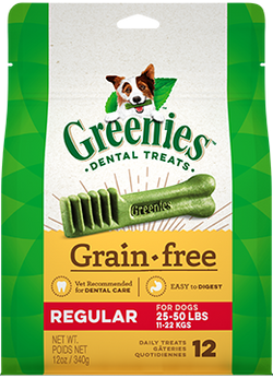 Greenies Regular Size Dog Dental Treats - 12oz