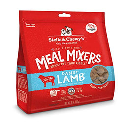 Stella & Chewy's Meal Mixers Dog Food Lamb - 18oz