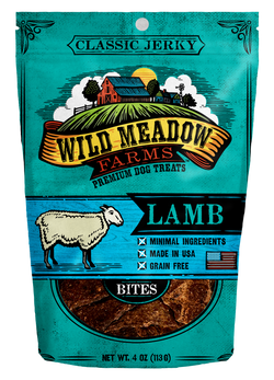 Wild Meadow Farms Lamb Treats - 4oz