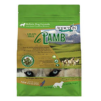 Addiction Dog Food Le Lamb - 4lb